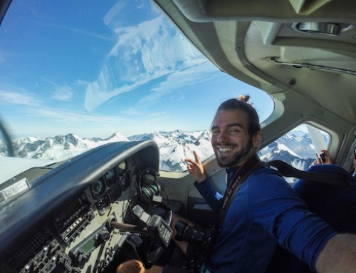 15 Stunning Photos from the Flight of a Lifetime above Lake Tekapo