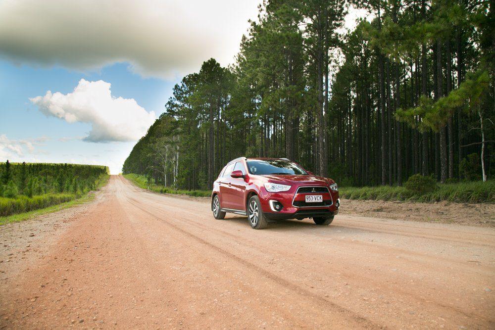 Australia Roadtrip - Dirty Road