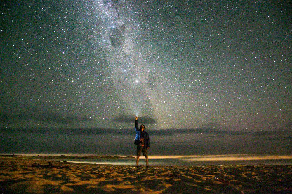 Australia Roadtrip - Stargazing