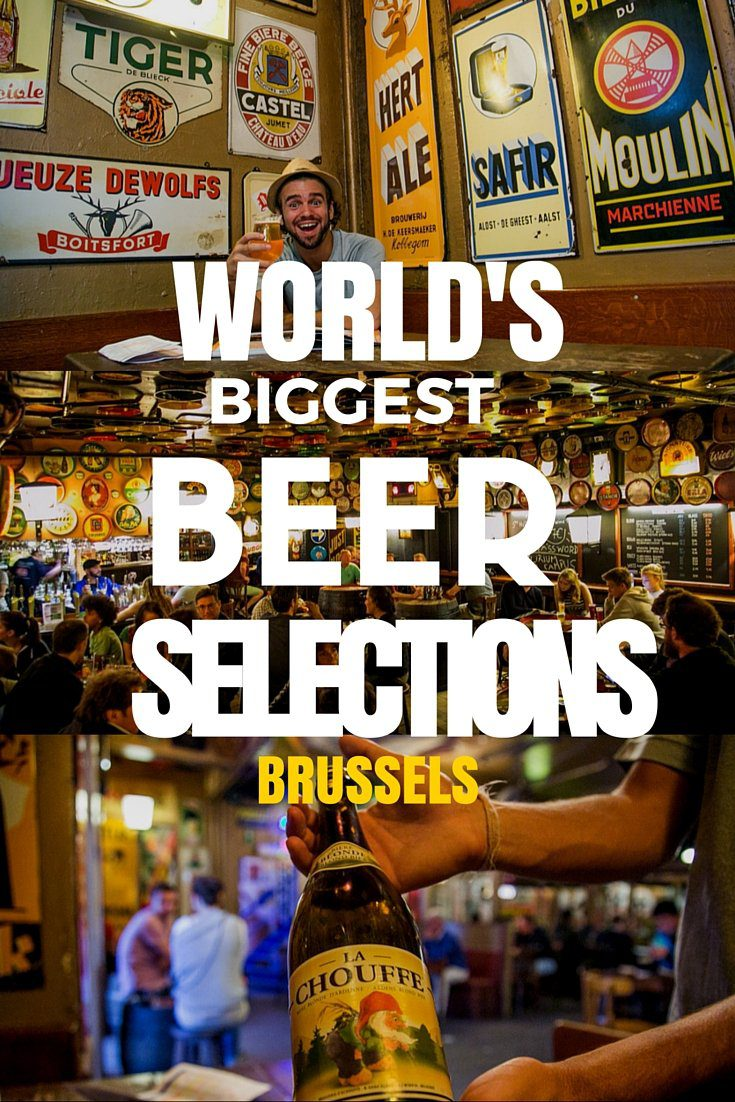 Delirium Café - World's Biggest Beer Selection