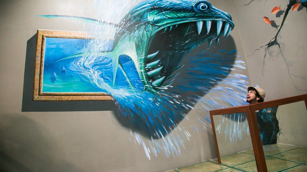 Philippines: Art in Island - Largest 3D Museum in Asia | Seek the ...