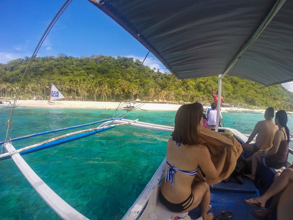 Puka Beach - Boracay, Philippines