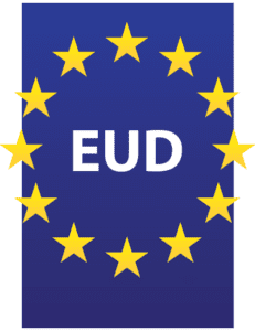 Logo Courtesy: European Union of the Deaf