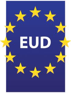 Logo Courtesy: European Union of the Deaf