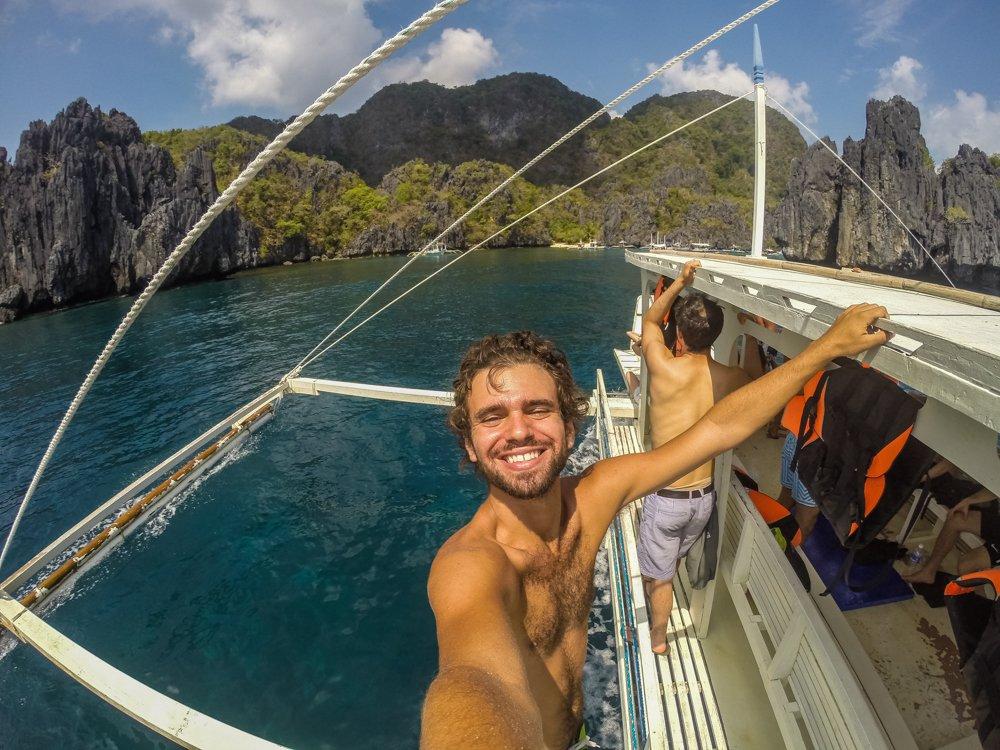 Island Hopping - El Nido - Palawan, Philippines